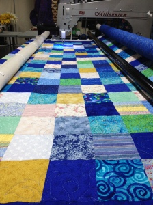 Customer Quilt completed