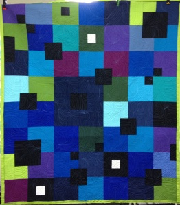 Customer City Quilt 1
