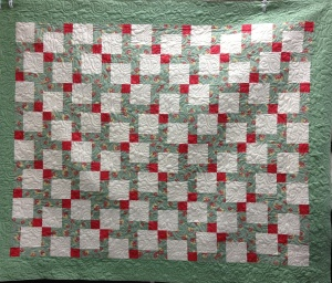 Quilting for Calgary flood relief